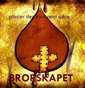 Cover Der blod renn sakte BRORSKAPET orginal